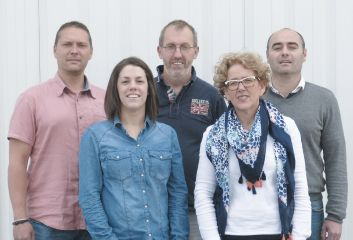 L'équipe de TMA Atlantique