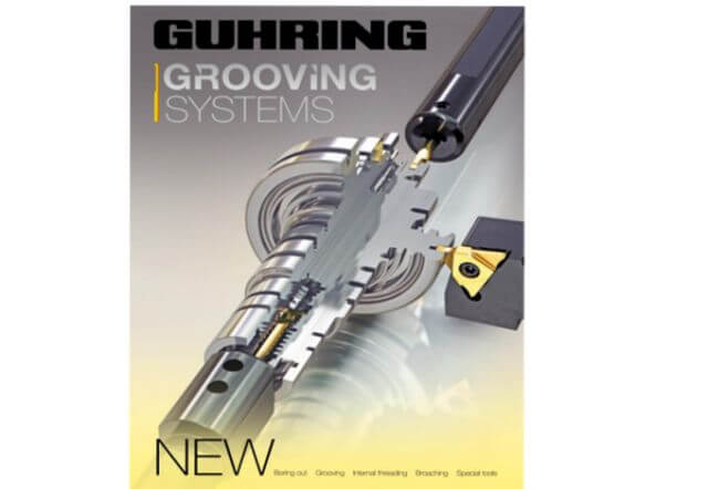 GUHRING GROOVING